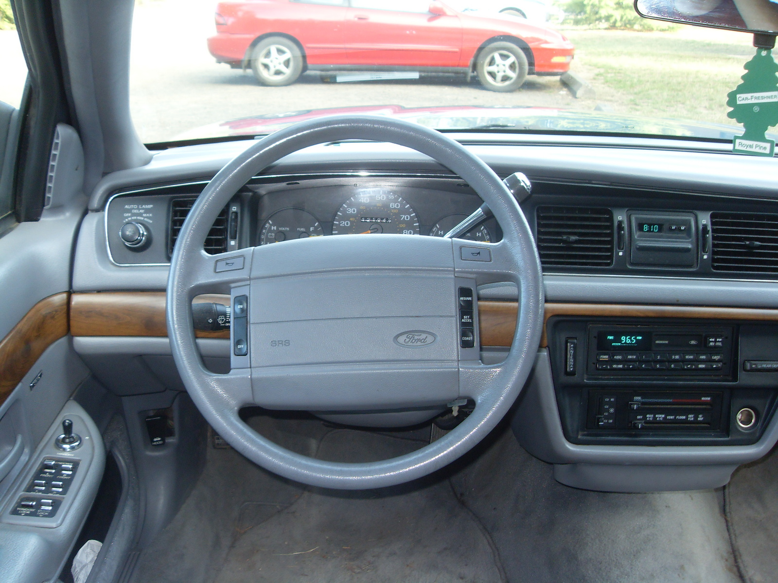 1995 Ford Crown Victoria Interior Cars Gallery Hd Image