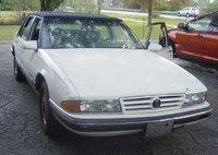 Picture of 1990 Pontiac Bonneville 4 Dr LE Sedan, exterior