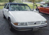 Picture of 1990 Pontiac Bonneville 4 Dr LE Sedan, exterior