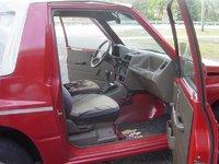 1991 Suzuki Sidekick 2 Dr JX 4WD Convertible, 1991 Suzuki-SideKick JX, interior, gallery_worthy