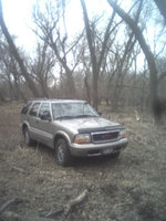 Picture of 1998 GMC Envoy 4 Dr STD 4WD SUV, exterior