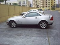 Picture of 2000 Mercedes-Benz SLK-Class SLK230 Supercharged, exterior