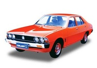 1979 Mitsubishi Galant Overview