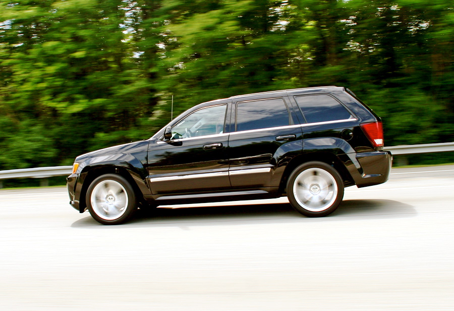 2007 jeep grand cherokee srt8 picture exterior. Black Bedroom Furniture Sets. Home Design Ideas