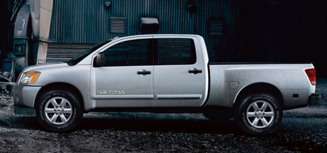 Picture of 2010 Nissan Titan, exterior, manufacturer, gallery_worthy