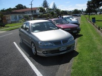 2000 Nissan Bluebird Overview