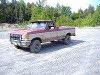 Picture of 1990 Ford F-150 STD 4WD LB, exterior