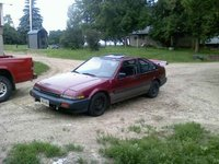 Picture of 1988 Honda Accord DX Hatchback, exterior, gallery_worthy