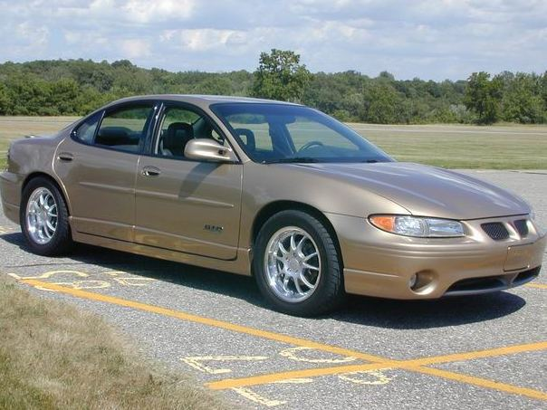 Picture of 1998 Pontiac Grand Prix 4 Dr GTP Supercharged Sedan