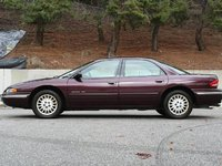 1997 Chrysler Concorde Overview