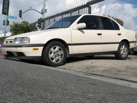 1993 Infiniti G20 Picture Gallery