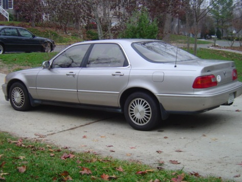 Picture of 1992 Acura Legend