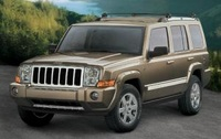 2006 Jeep Commander Overview