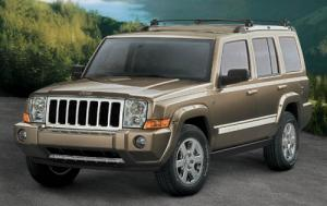 2006 Jeep Commander Limited 4X4 picture
