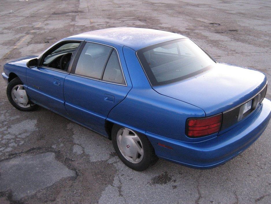Oldsmobile Aurora 95. 1996 oldsmobile aurora specs