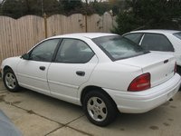 Picture of 1995 Plymouth Neon, exterior