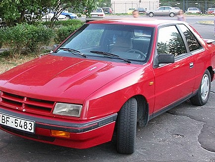 Picture of 1994 Dodge Shadow