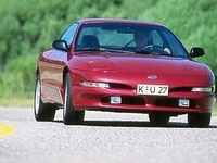 1993 Ford Probe Overview