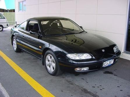 Picture of 1992 Mazda MX-6