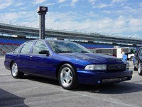 1994 Chevrolet Caprice Overview