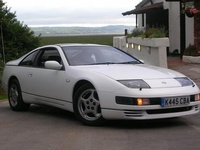 Picture of 1992 Nissan 300ZX, exterior