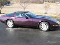 1992 Chevrolet Corvette Overview