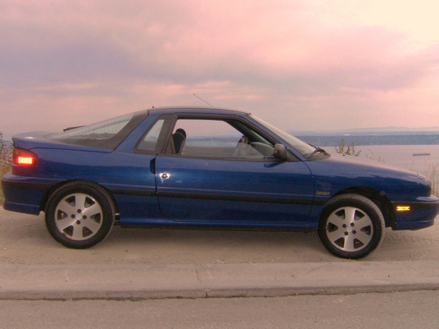 Picture of 1992 Isuzu Impulse, exterior