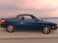 1992 Isuzu Impulse Overview