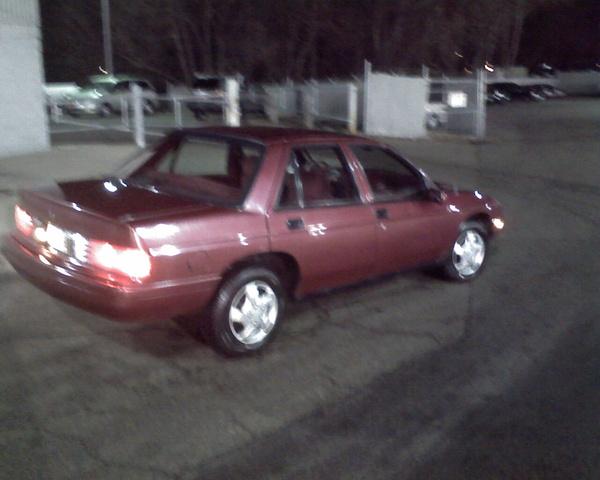 Picture of 1992 Chevrolet Corsica 4 Dr LT Sedan