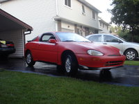 Picture of 1992 Mazda MX-3 2 Dr STD Hatchback, exterior, gallery_worthy