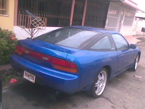 Picture of 1994 Nissan 240SX