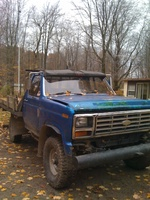 1984 Ford F-350 Picture Gallery