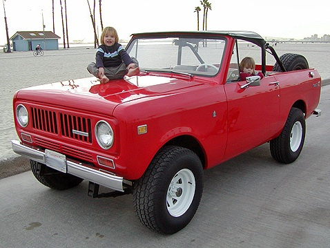 1972 International Harvester Scout - Overview - CarGurus
