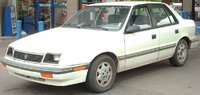 Picture of 1993 Dodge Shadow 4 Dr ES Hatchback, exterior, gallery_worthy