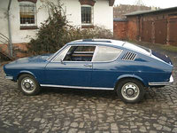 1976 Audi 100 Overview