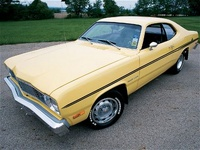 1976 Plymouth Duster Picture Gallery