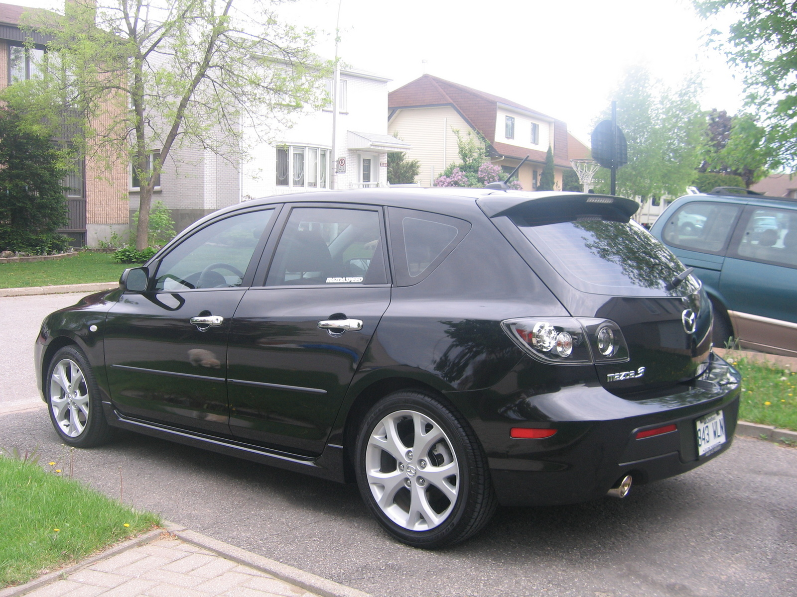 2008 mazda mazda3 exterior pictures cargurus. Black Bedroom Furniture Sets. Home Design Ideas