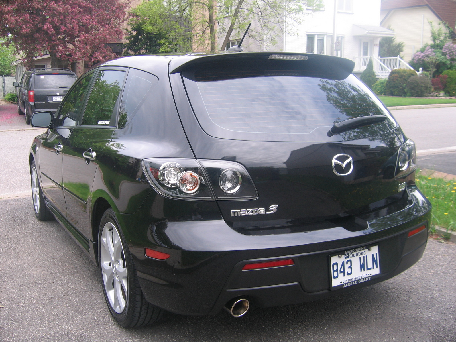 2008 mazda mazda3 pictures cargurus. Black Bedroom Furniture Sets. Home Design Ideas
