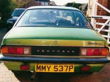 Picture of 1976 Vauxhall Cavalier, exterior