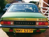 1976 Vauxhall Cavalier Overview