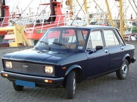 1976 FIAT 128 Overview