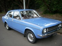 1976 Morris Marina Overview