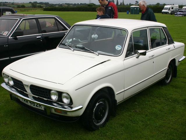 Picture of 1976 Triumph Dolomite