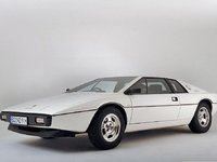 1976 Lotus Esprit Overview