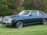 1977 Pontiac Ventura Overview