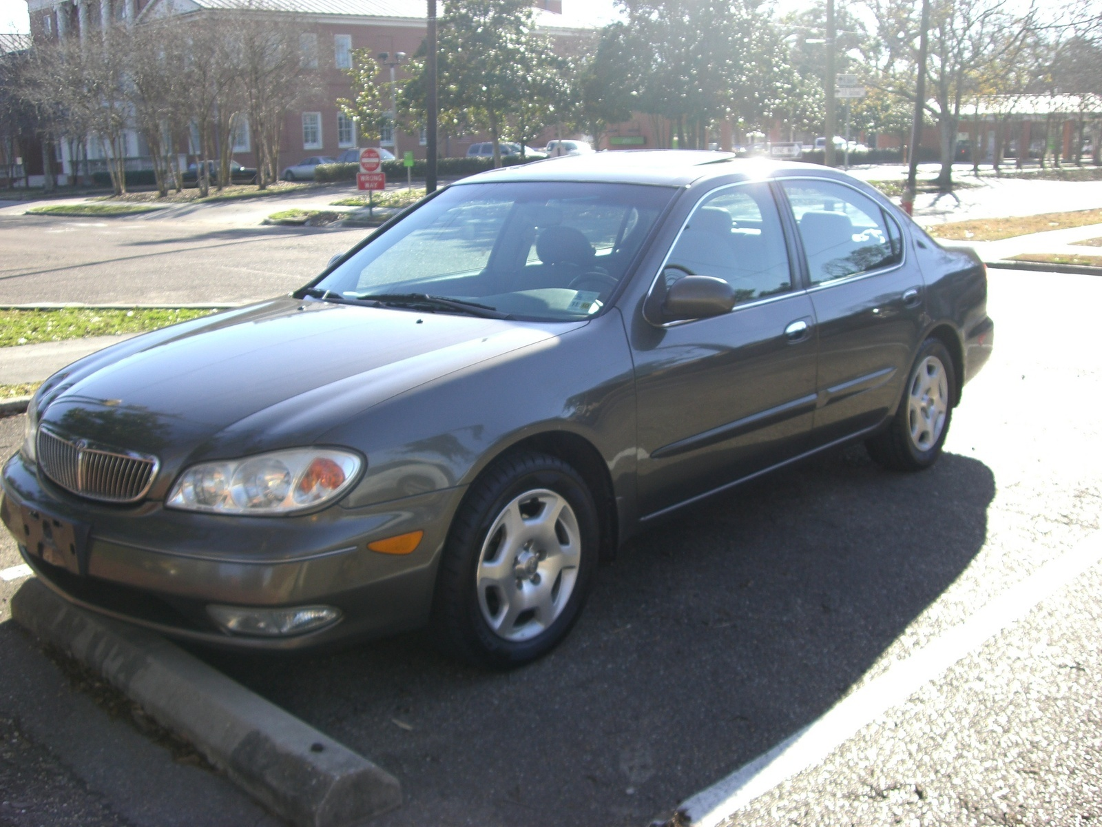 1999 infiniti i30 tire size
