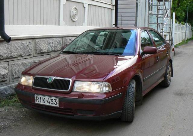 Picture of 1998 Skoda Octavia
