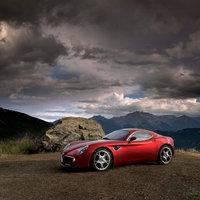 Picture of 2009 Alfa Romeo 8C Competizione, exterior, manufacturer