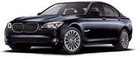 2010 BMW 7 Series Overview