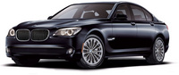 2010 BMW 7 Series Picture Gallery